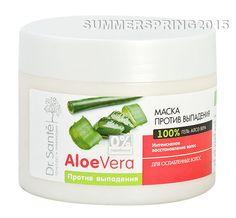 3SET mask, serum, shampoo  All Natural Ingredients100% Aloe Vera Gel Dr.Sante  #DrSanteAloeVera