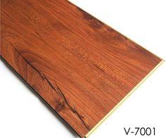 China waterproof wpc vinyl click flooring tiles photos