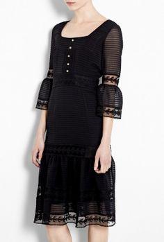 Black Esmeralda Lace Dress by ALICE By Temperley