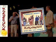Kolompos együttes: Moldvai mulatság - Hoina (Furulyás Palkó) Carnival, Costumes, Baseball Cards, Cover, Youtube, Books, Musica, Mardi Gras, Livros
