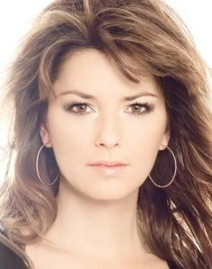 Shania Twain- singer and songwriter