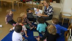 Work with the Educational Alliance to volunteer with children!
