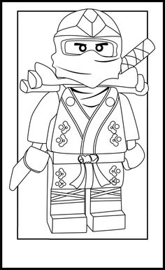 lego ninja go coloring pages 17 - Picture Coloring Pages