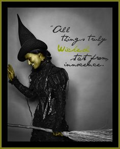 Wicked Witch of the West by falluver.deviantart.com on @deviantART