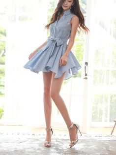(via Dress Latte Snow platforms - BABI N PUMKIN: Shop Korean clothing, bags for women)