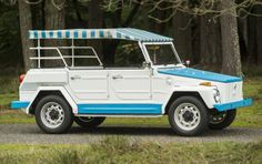 Volkswagen Things have always been cult cars since their introduction on these shores — yet one sold this weekend at Amelia Island for a distinctly non-cult price.