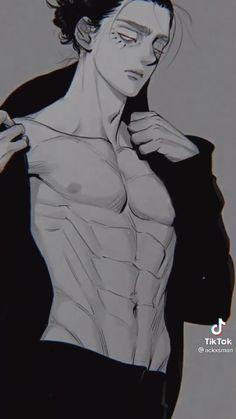 Attack On Titan Comic, Attack On Titan Fanart, Hottest Anime Characters, Anime Films, Eren E Levi, Anime Dancer, Best Anime Shows, Animes Yandere, Anime Boyfriend