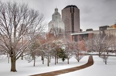 Winter in the city- why it's refreshing