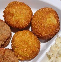 Hush Puppies with creole seasoning recipe
