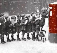 #mailbox # christmas # letter