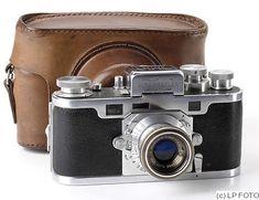 Pignons: Alpa Reflex II camera