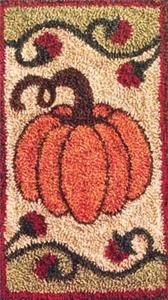 Embroidery.com: Autumn Punch Needle Pattern: Punch Needle