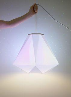 Dennis Parren' Diamond Lamp, EUR 69,-