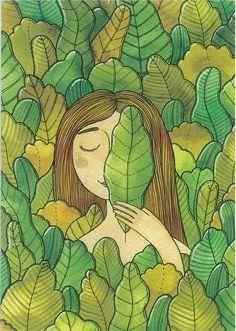 Watercolor Sketchbook, Art Sketchbook, Watercolor Paintings, Colorful Drawings, Cute Drawings, Illustrations, Illustration Art, Watercolor Beginner, Nature Sketch
