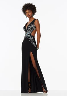 Prom Dress by Mori Lee Available at Bridal and Formal's Club Dress ...