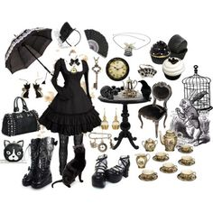 Maglugbel Shelly: Gothic Lolita Tea Party
