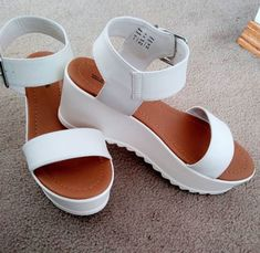 Shoe Collection, Heeled Mules, Slip On, Sandals, Heels, Fashion, Slide Sandals, Heel, Moda