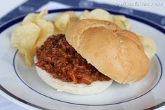 Dressed-Up Sloppy Joes | Our Best Bites