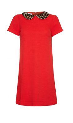 Shift Dress with a wild side ;) - Plümo Ltd