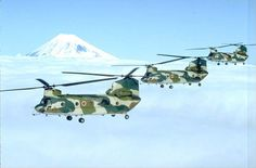 Japan CH-47J Chiniooks
