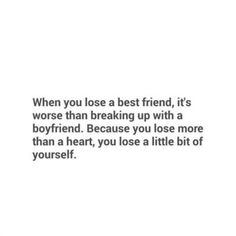 New quotes about moving on from friends bff lost 44 ideas Losing Best Friend Quotes, Losing You Quotes, Best Friend Quotes For Guys, Losing Your Best Friend, Quotes About Moving On From Friends, Go For It Quotes, Lost A Friend Quote, Crazy Friends, Qoutes About Friends