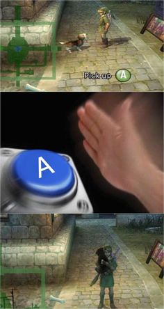 Video game memes 768919336361118223 - It's useless but I do it anyway Source by lilirprs The Legend Of Zelda, Legend Of Zelda Memes, Legend Of Zelda Breath, Princess Zelda, Princess Art, Zelda Fitzgerald, Video Game Memes, Hilarious Memes, Funny Humor