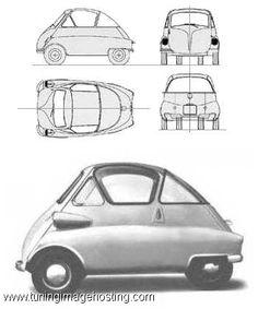 BMW Isetta M  Bmw isetta BMW and Cars