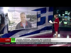 Cash-strapped Greece protests against further austerity(OFFICIAL VIDEO)