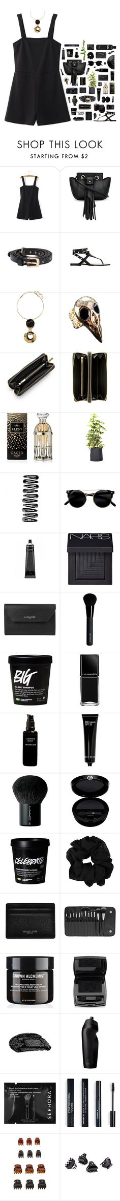 """""""Yoins // Cure"""" by blood-drops ❤ liked on Polyvore featuring Marni, Tory Burch, Comme des Garçons, Lipsy, PLANT, NARS Cosmetics, Lancaster, Leica, Givenchy and Illamasqua"""