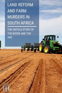 Government supported land reform and land seizures are doing more than taking South African farmers away from their crops. They're leading to farm murders. #Land #Farm #Africa #ANC #Story Seizures, International News, Farmers, Landing, South Africa, Politics, African, Explore, Exploring