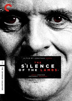 Fake Criterion Poster The Silence of the Lambs  By Midnight Marauder