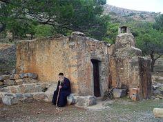 Crete Island, Mount Rushmore, Greece, Spirituality, Mountains, Places, Travel, Image, Sf