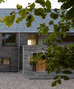 Mortehoe, Devon Facade - McLean Quinlan Architects