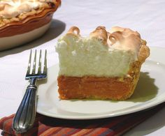 "<p>Recipe here: <a href=""http://noblepig.com/2009/11/sweet-potato-pie-with-marshmallow-meringue/"" target=""_blank"">Sweet Potato Pie with Marshmallow Meringue</a></p>"