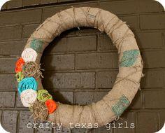 Like the wreath