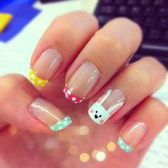 I WANT TO HAVE PAINTED NAILS! For longer than 5 seconds