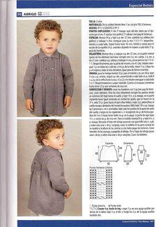 Baby Knitting Patterns, Baby Patterns, Crochet Patterns, Knitting Magazine, Baby Cardigan, Our Baby, Grandchildren, Free Pattern, Knit Crochet