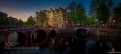 AMSTERDAM - Pinned by Mak Khalaf If you like my work feel free to follow me on Facebook City and Architecture amsterdamKeizersgrachtLeidsegrachtMarcel Wittebridgecanalhollandreflectionthe netherlandstravel by MarcelWitte