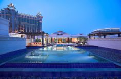 Banyan Tree Macau: Villas with Private Pools and Gardens