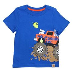 Carhartt Boy's Monster Truck T-Shirt