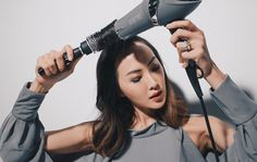 7 Fehler, die JEDE Frau beim Haare föhnen macht (und wie es richtig geht!)