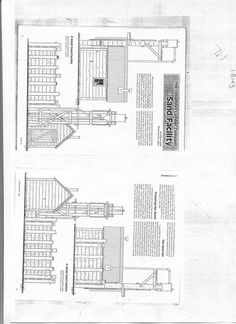 Coaling Tower Plans | Railroad Line Forums - Coal tower plans