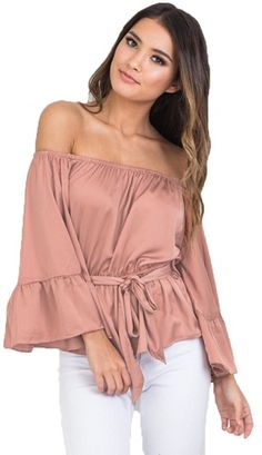 612df65a6cf 26 Best Sexy Tops images | Blouses, Female fashion, Fashion blouses