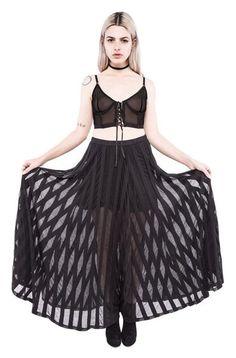 Lydia Maxi Skirt