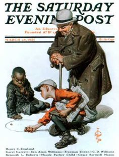 March 25, 1925~ J.C. Leyendecker. Saturday Evening Post