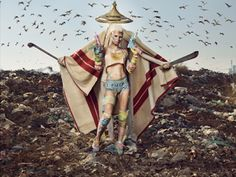 Canal Electro Rock News: Die Antwoord anuncia quarto disco Mount Ninji and Da Nice Time Kid