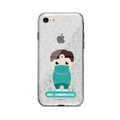 Case - El case del instrumentador quirúrgico, encuentra este producto en nuestra tienda online y personalízalo con un nombre o mensaje. Phone Cases, Store, Phone Case