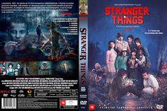 W50 Produções CDs, DVDs & Blu-Ray.: Stranger Things - Primeira Temporada Completa