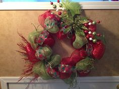 Christmas Wreaths For Sale!!! Wreaths....Wreaths....Wreaths!!!!! Made only at your request! Email inquiries to tybo44@gmail.com
