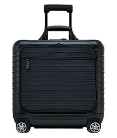 Best Carry-On Luggage for Business Travel: Rimowa lightweight overnight business case Business Trolley, Business Travel, Business Fashion, Business Style, Travel Packing, Travel Luggage, Travel Bags, Packing Tips, Carry On Size